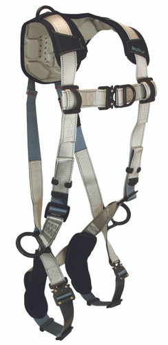 FallTech 7092FD FlowTech Std Non‐belted Full Body Harness. Shop Now!