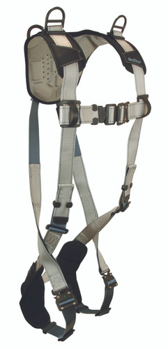 FallTech 7097 FlowTech 3‐D Std Non-belted Full Body Harness. Shop Now!