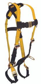 Falltech 7023QC Journeyman 3-D Standard, Non-belted Body Harness . Shop Now!