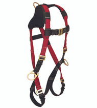 FallTech 7009B Tradesman+ 3-D Full Body Harness. Shop Now!