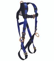 FallTech 7017B Contractor+ 3-D Full Body Harness. Shop Now!