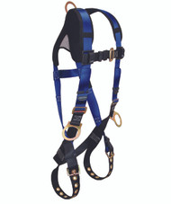 FallTech 7018B Contractor+ 3-D Full Body Harness. Shop Now!