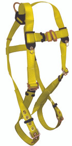 FallTech 7008PC Tradesman Urethane Coated Web Body Harness. Shop Now!
