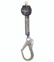 FallTech 72706SA3 6' Mini SRD Single-Leg Swivel Eye/Steel Rebar Hook. Shop Now!