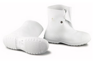 Onguard 81020 10 Inch White Overshoe w/ 4-Way Cleated Outsole