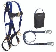 FallTech 9003HS Starter Kit - 7018 Harness, SAL, Gear Bag. Shop Now!