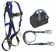 FallTech KIT182596P Carry Kit - 7018 Harness, Lanyard, Storage Bag. Shop Now!