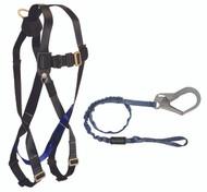 FallTech CMB072593L Combo Kit - Harness, Internal w/ Rebar Hook. Shop Now!