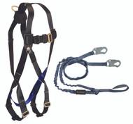 FallTech CMB07259YL Combo Kit - Harness, Y-Leg Internal w/ Snap Hooks. Shop Now!