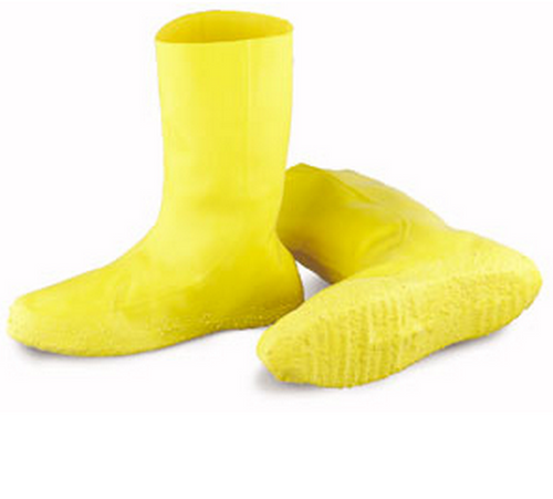 Onguard 97591 12 Inch Yellow Latex Hazmat Boot Cover. Shop now!