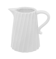 Ceramic Jug White