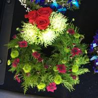 17 inch wreaths