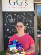 Eggcellent Easter Hamper Small - FREE delivery