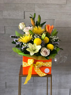 Marvellously medium box arrangement - FREE DELIVERY