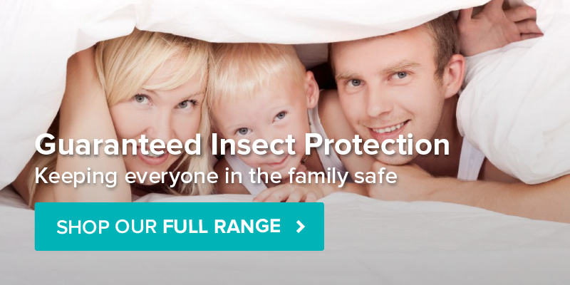 View our full range of Mosquito Nets