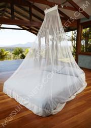 Wedge Mosquito Net