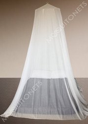Aid Mosquito Net. Note...netting is blue