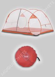 Free standing mosquito net
