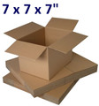 Single Wall Carton 178x178x178mm - packed 25