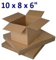 Single Wall Carton 254x203x152mm - packed 25