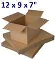 Single Wall Carton 305x229x176mm - packed 25