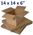 Single Wall Carton 356x356x152mm - packed 25