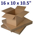 Single Wall Carton 405x254x267mm - packed 25