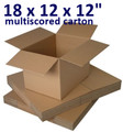 Double Wall Carton 457x305x305mm - packed 10