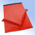 Red Poly Mailing Bag 350x500mm - boxed 500