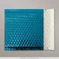 Blue Metallic Bubble Bag 165x165mm - boxed 100