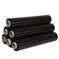 17micron Black Pallet Wrap 400mm x 250m Std Core - boxed 6