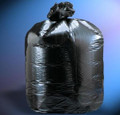 "Compactor Sack Black 22x33x48"" - boxed 100"