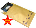 Bubble Mailer MINIPACK A/1 Gold 100x165mm - pack 10