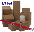 XL House Move Kit - 3/4 Beds