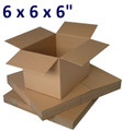 Single Wall Carton 152x152x152mm - packed 25
