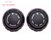 Porsche Radio knob set - For PCM