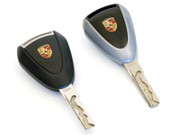 "Key Fob ""mk2 style"" for 2005-2012 911/Boxster/Cayman"