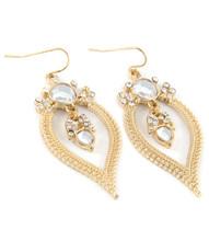 Earring E 2845 GLD