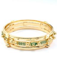 Bracelet B 1087 GLD TURQ