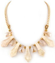 Necklace N 300172 GLD IVY
