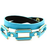 Bracelet B 1273 GLD TURQ