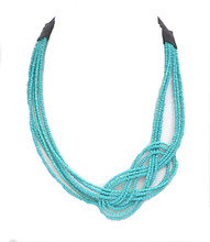Necklace N 2334 TURQ