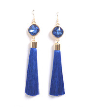 Earrings E 2171 BLU