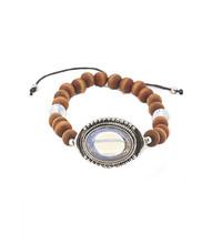 Bracelet  B 0945 SLV BLU