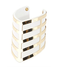 Bracelet  B 1473 GLD WHT