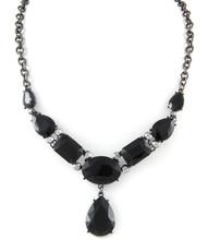 Necklace  N 1076 BLK