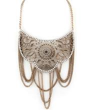 Necklace  N 1060 GLD CLR