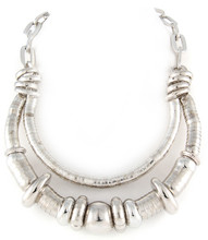 Necklace  N 675001 SLV