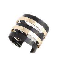 Bracelet  B 3481 GLD BLK