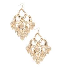 Earrings  E 476 GLD